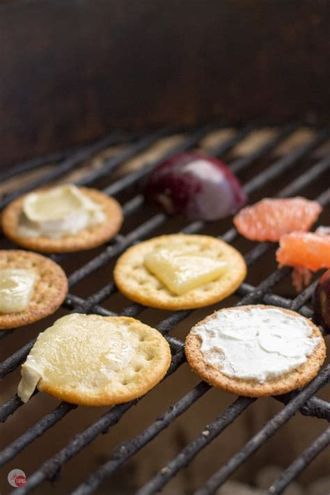 next crackers grilled crackers for summer entertaining take two tapas