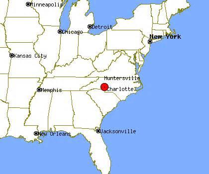 huntersville profile huntersville nc population crime