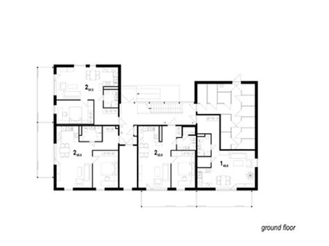 residential floor plans with dimensions mexzhouse