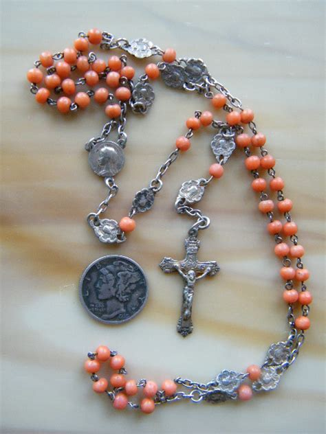 vintage rosary collecting antique rosaries buying an antique or vintage