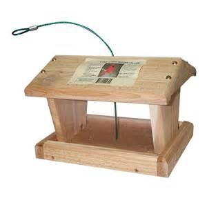 Hopper Bird Feeders Songbird Essentials Sesc1003c Large Hopper Bird Feeder