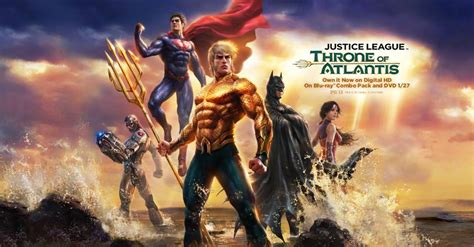 watch justice league throne of atlantis 2015 full hd movie official trailer batman and superman play detective in new clip from justice league throne of atlantis