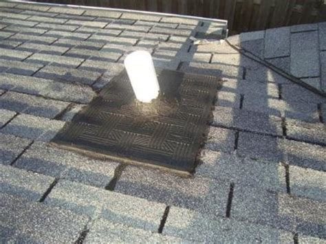 Plumbing Vent Height Above Roof by Mastering Roof Inspections Roof Part 4