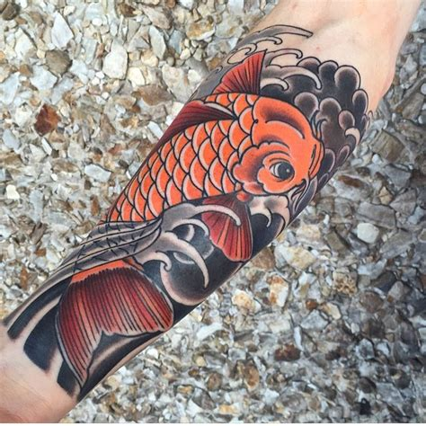 koi pattern meaning 60 most beautiful koi fish tattoo designs of all time