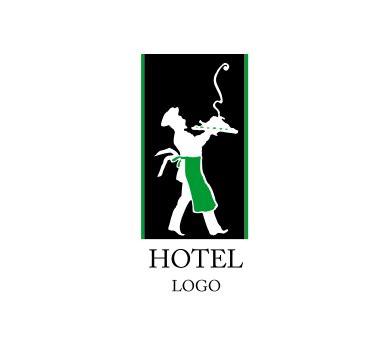 free hotel logo design hotel food restaurant cheif inspiration vector logo design