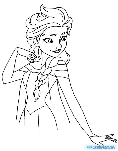 Frozen Coloring Pages Disney Coloring Book Frozen Coloring Pages For