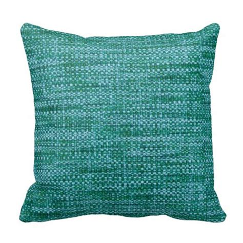 Patio Cushions Teal Solid Outdoor Pillows Teal Outdoor Pillows Teal Outdoor