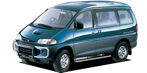 mitsubishi delica space gear review mitsubishi delica space gear exceed catalog