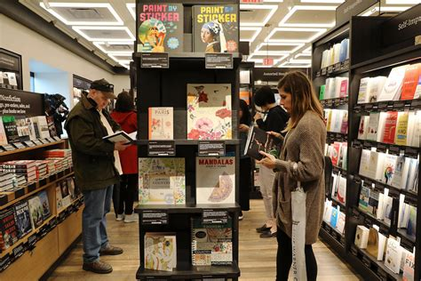 bookstore sections list s brick and mortar bookstores are not built for