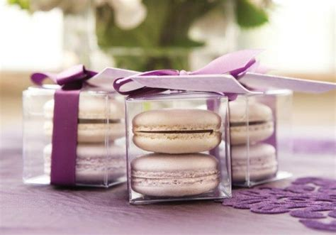 Wedding Favors Edmonton by A Glamorous Wedding With Purple Accents In Toronto