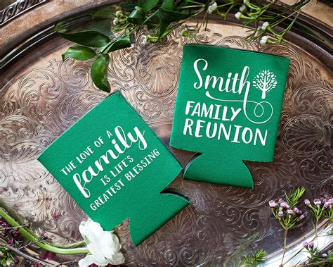 Family Reunion Giveaways - family reunion family party favors family trip favors fall