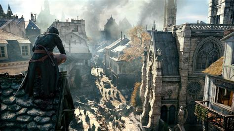 ubisoft assassin s creed unity