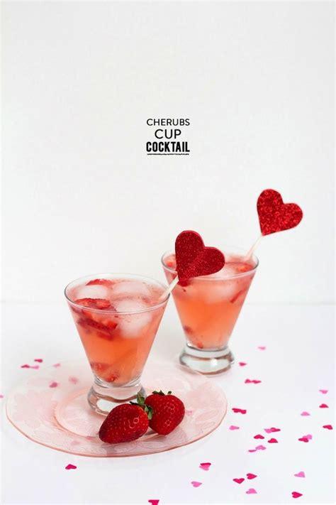 valentines day drink recipes schnapps