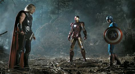 thor ironman captain america film a movie review of marvel s avengers and my geek pride