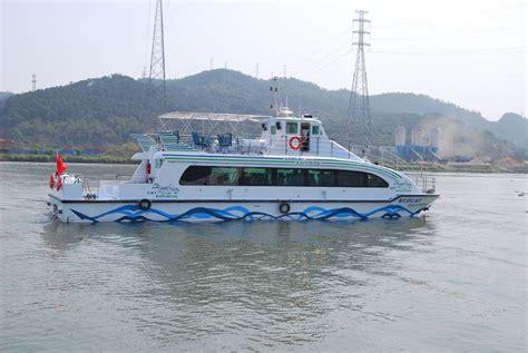 coastal catamaran ferry new luxury 21 6m catamaran passenger ferry for waterway