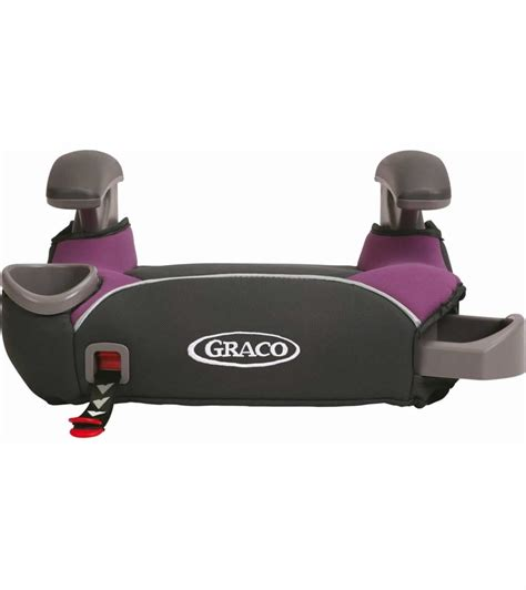 graco infant car seat latch system graco affix backless booster car seat with latch system