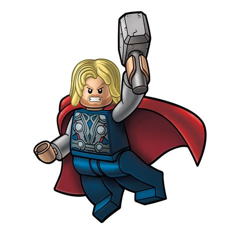 Lego Thor lego packagin thor by robking21 on deviantart