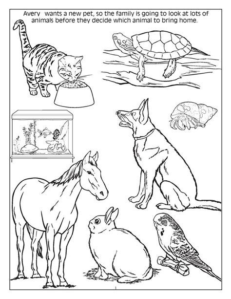 coloring pages of horses and puppies coloring pages of dogs cats and horses cat dog and cute