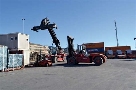genoa terminal terminal genova db trans international freight forwarders