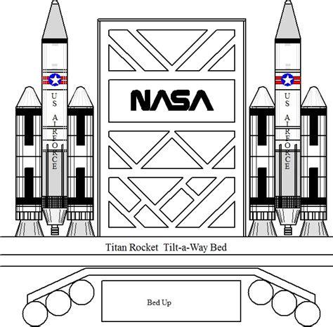 rocket ship bed titan rocket ship bed tilt a way murphy