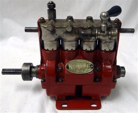 vintage kellogg model   cylinder water cooled tire