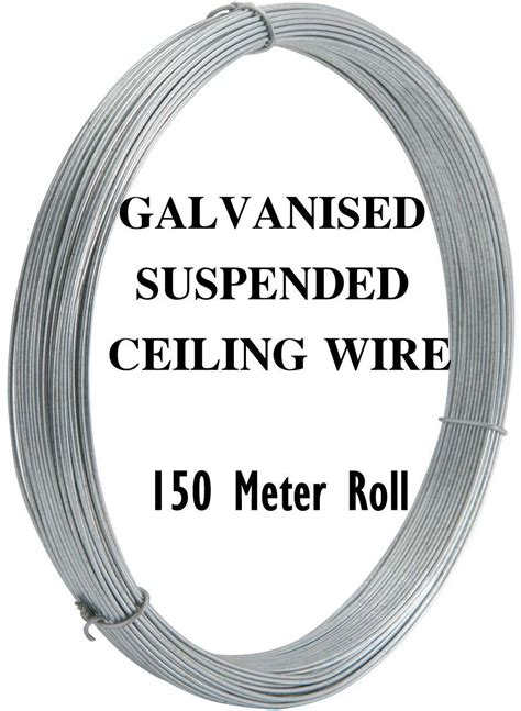 galvanised coil suspended ceiling wire 150meter
