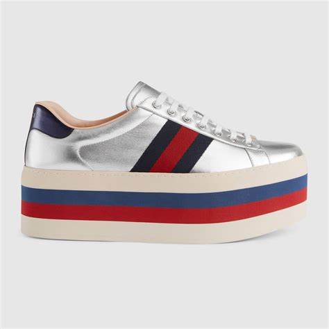 Platform Leather Sneakers leather platform sneakers 28 images lyst ash krush