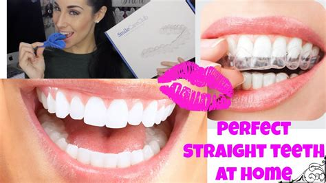 pretty straighten teeth at home on how to straighten teeth
