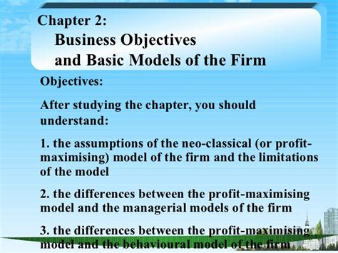Managerial Economics Ppt For Mba by Managerial Economics Ppt Mba 2009