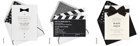 Black And White Party Invitations Party Invitations Templates Black And White Invitation Template