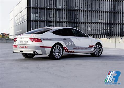 Audi A7 Concept by Audi A7 Concept Jack Evoluzione Della Guida Pilotata