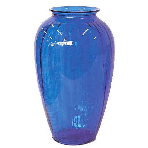 Cobalt Blue Vases Wholesale by 1000 Images About Glass Flower Vases On