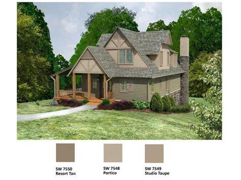 log cabin paint schemes images