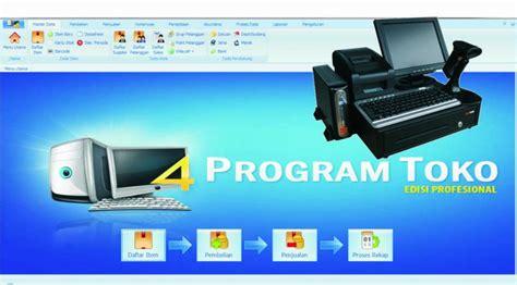 Mesin Kasir Point Of Sale point of sales software kasir