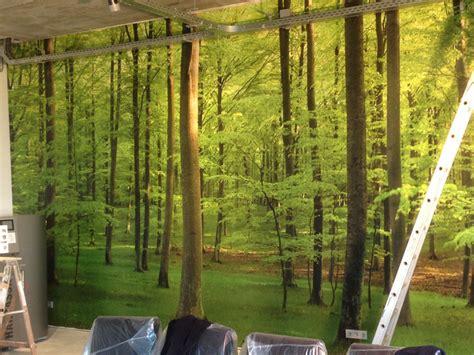 Sauzen Behang by Turnhout Schilders