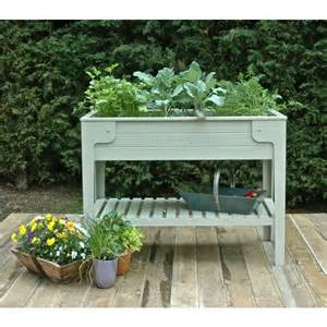 objects of design 64 living larder raised planter mad