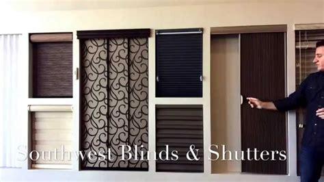 Window Coverings For Sliding Doors Youtube Sliding Glass Door Panel Blinds
