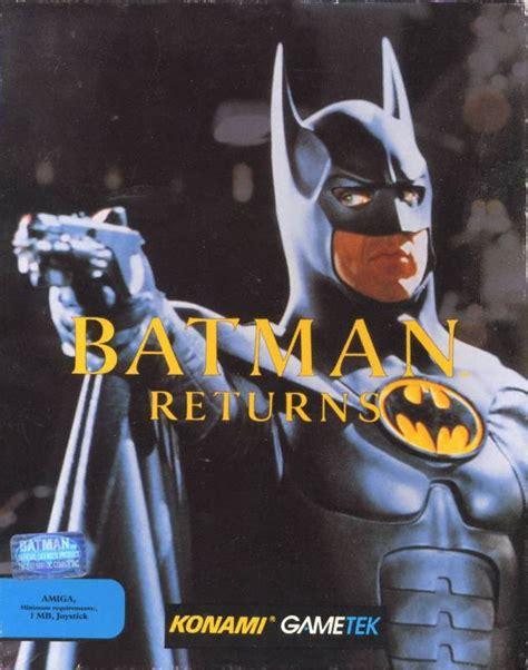 emuparadise batman batman returns rom