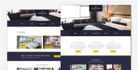 theme wordpress free hotel 20 best hotel accommodation responsive wordpress themes