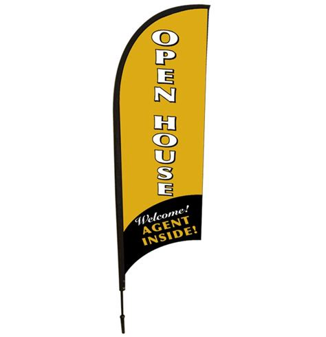 real estate open house flags open house flags 28 images open house feather flag open house vertical real