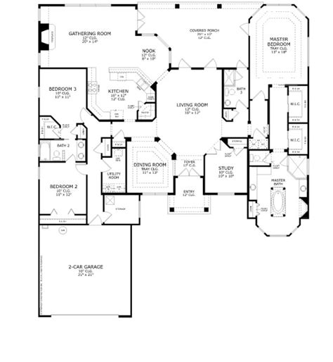 ici homes floor plans live oak estates orlando by ici homes