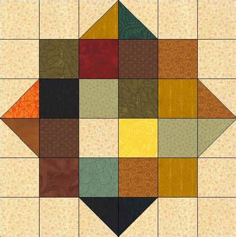 Split Nine Patch Quilt Block split nine patch quilt 2 5 inch square quilts
