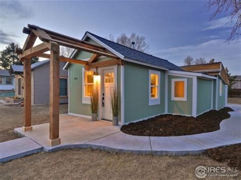 Small Homes For Sale In Fort Collins Co 546 Sq Ft Fort Collins Cottage For Sale