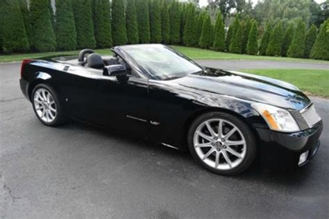 Cadillac Convertible Sports Car by The Cadillac Xlr V A High Performance Cadillac Roadster