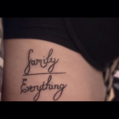 family is everything tattoo family everything tattoos