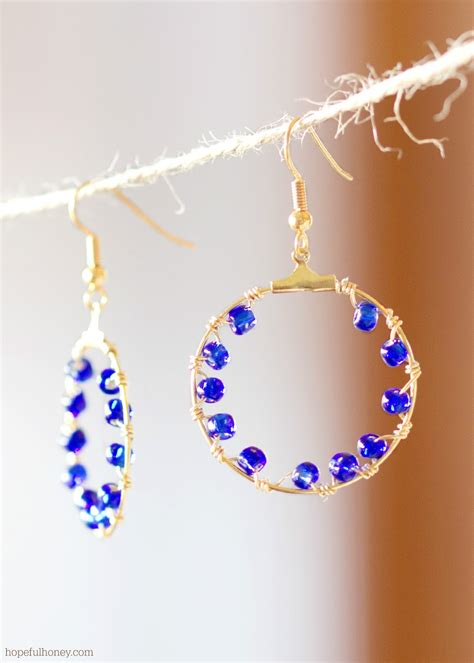 diy earrings 15 gorgeous pairs of earrings you can make yourself