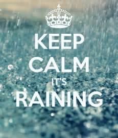 Is It Raining In Keep Calm It S Raining Poster Noel Keep Calm O Matic