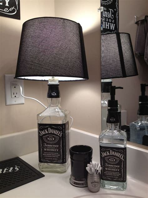 jack daniels bathroom 25 cool diy man cave ideas home design and interior