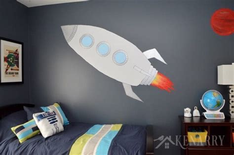outer space bedroom ideas outer space boys bedroom the reveal