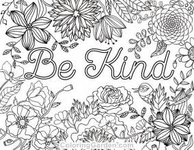 coloring book for be coloring page
